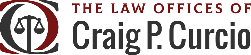 The Law Offices of Craig P. Curcio Logo